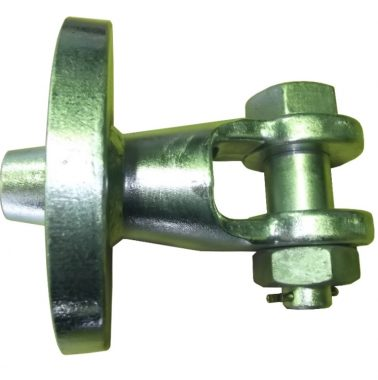 TSK type wire socket with flange O type (plating)