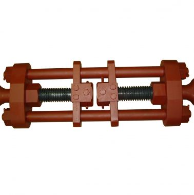 Turnbuckle for heavy loads