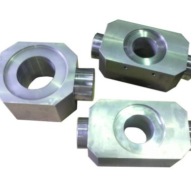 Various types of trunnions